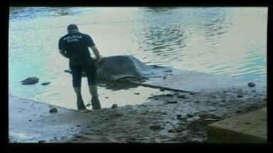 Corpo de jovem é achado em rio em Alegrete, RS - Menino de 16 anos sumiu no fim da tarde de domingo (25).