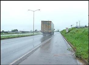 Lombada eletrônica confunde motoristas por falta de sinalização adequada em Araguaína - Lombada eletrônica confunde motoristas por falta de sinalização adequada em Araguaína