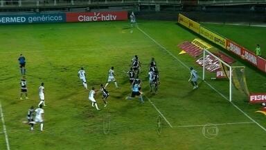 Em partida com erros de arbitragem e gol no fim, Botafogo e Volta Redonda empatam em 2 a 2 - Glorioso tem dois gols anulados de forma equivocada e sofre com revés no último minuto.