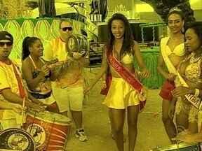 'Botequim JA' visita a Escola de Samba Copa Lord - 'Botequim JA' visita a Escola de Samba Copa Lord
