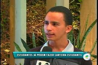 Quem quiser uma nova carteira estudantil, já pode fazer - A carteira estudantil emitida pela União dos Estudantes Secundaristas de Pernambuco, vence no mês de março