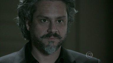 Império - Capítulo de terça-feira, dia 10/02/2015, na íntegra - José Alfredo reencontra Maurílio na Império