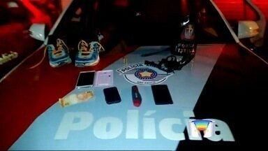 Família é feita refém em assalto na zona oeste de São José dos Campos - Cinco suspeitos foram detidos pelo crime.