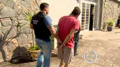 Suspeito de matar açougueiro em assalto é preso em Jacareí, SP - Crime aconteceu no início de janeiro; vítima teria reagido e foi morta a tiros.