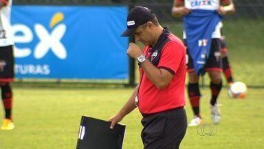 Goianésia luta para avançar no Campeonato Goiano - O Goianésia não anda bem no Campeonato Goiano.