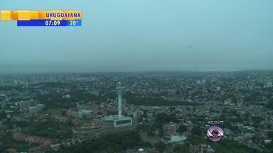 Tempo: calorão volta ao RS pela tarde nesta quinta-feira (12) - Chuvas estão previstar para tarde e noite em Porto Alegre.
