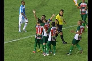 GOL: veja o gol da vitória do Cametá diante do Paysandu - GOL: veja o gol da vitória do Cametá diante do Paysandu