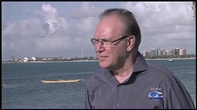 Professor Hamilton Wernerk capacita professores municipais de Alagoas - Ele é um dos nomes mais respeitados da educação nacional e já tem 26 livros publicados.