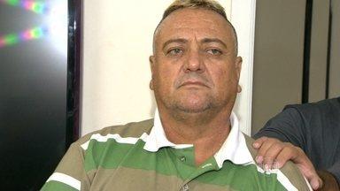 PM prende ex-guarda municipal acusado de matar irmã e cunhado no Rio - Mauro de Souza Dário foi encontrado na Rodoviária Novo Rio, quando ele se preparava para fugir para Vitória, no Espírito Santo. O crime aconteceu no último sábado, depois de uma discussão sobre um encanamento estourado.