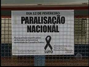 Conselho Tutelar suspende atendimentos em Presidente Prudente - Medida foi tomada em protesto pela morte de três conselheiros em Pernambuco.