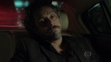 José Alfredo pensa no que Cora disse - Ele conversa com Josué