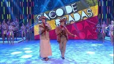 Confira a nova versão do clássico 'Asa Branca' no Saco de Risadas - Cante junto e se divirta!