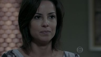 Maria Clara alerta José Alfredo sobre a união entre Merival e José Pedro - O Comendador procura por Silviano