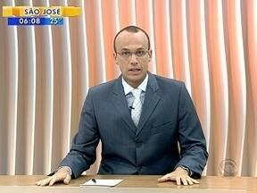 Renato Igor comenta a paralisação de caminhões no Oeste de SC - Renato Igor comenta a paralisação de caminhões no Oeste de SC