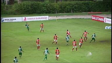 Veja como foi a rodada do Baianão para os times do interior - Foram quatro jogos; confira.