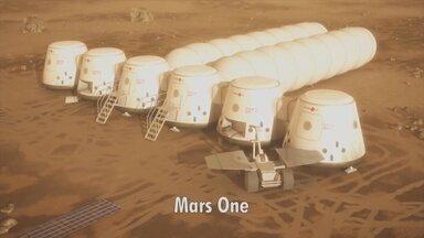Conheça a professora de RO que integra projeto para viagem a Marte - Conheça a professora de RO que integra projeto para viagem a Marte.