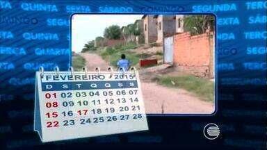 Calendário faz a 5ª vistoria no Conjunto Maurílio Lima para conferir melhorias - Calendário faz a 5ª vistoria no Conjunto Maurílio Lima para conferir melhorias