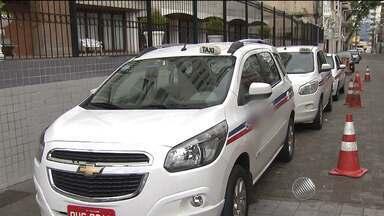 Ainda não foi divulgado retrato falado de taxista suspeito por estupro em Salvador - Veja as dicas de segurança na hora de pegar um táxi.