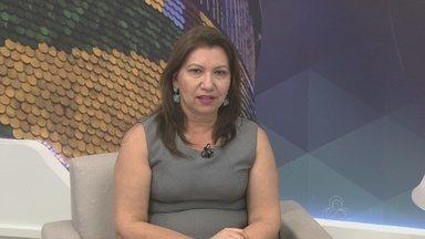 Representante do Hemoam tira dúvidas sobre doação de medula óssea, no AM - Coordenadora do Departamento de Atendimento a Pacientes da instituição, doutora Socorro Sampaio foi entrevistada pelo Amazonas TV.