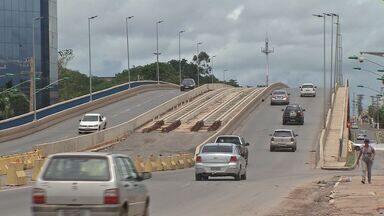 Defesa Civil indica alternativas para alagamentos em viaduto - Defesa Civil indica alternativas para os frequentes alagamentos no viaduto da UFMT