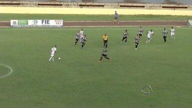 Ubiratan e Corumbaense empatam em 2 a 2 no Douradão - Ubiratan e Corumbaense empatam em 2 a 2 no Douradão