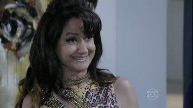 Magnólia contrata Arnoldão - Perua acaba levando um fora de Orville, que se preocupa com a demora de Salvador