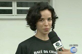 Balé da Cidade de Teresina estreia nova temporada no Palácio da Música - Balé da Cidade de Teresina estreia nova temporada no Palácio da Música