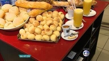 Alta nos preços afeta itens do café da manhã dos mineiros - Nutricionista Luciana Drumond dá dicas de como substituir alguns alimentos para baratear o custo.