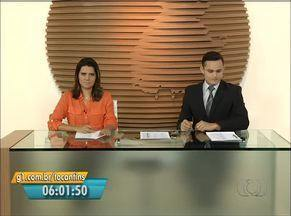 Veja os destaques do Bom Dia Tocantins desta quinta-feira (26) - Veja os destaques do Bom Dia Tocantins desta quinta-feira (26)