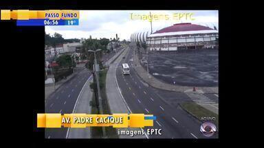 Veja como será o esquema de trânsito para o jogo do Inter pela Libertadores - Partida começa às 20h15min.