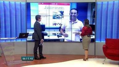 Confira os destaques desta quinta-feira (26) no portal G1 Ceará - g1.globo.com/ce