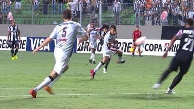 Atlético-MG joga mal e é derrotado pelo Atlas do México - Placar foi de 1 a 0 para os mexicanos.