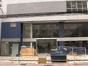Frequência de assaltos assusta comerciantes no centro de Florianópolis - Frequência de assaltos assusta comerciantes no centro de Florianópolis