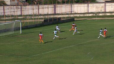 Com gol de Cláudio Baiano, Socorrense vence o Boquinhense no Francão - Com gol de Cláudio Baiano, Socorrense vence o Boquinhense no Francão