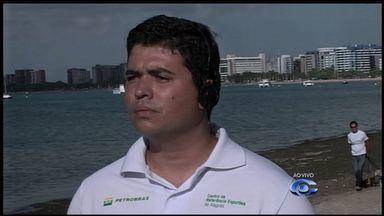 Organização oferece 300 vagas gratuitas para modalidades esportivas - Vagas estão disponíveis para crianças e adolescentes de Maceió e Pilar, em 11 modalidades. O coordenador pedagógico do Centro de Referência Esportiva de Alagoas, Dennis Dantas, fala sobre o assunto.