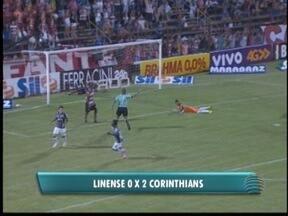 Comentarista analisa vitória do Corinthians na rodada - Time jogou contra o Linense pelo Paulista.