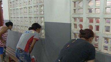 Escolas da rede municipal iniciam ano letivo - A grande maioria das escolas da rede municipal de Macapá iniciou as atividades do ano hoje. Apenas em seis colégios o início das aulas teve que ser adiado.