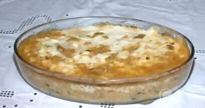 Confira uma receita deliciosa de torta de peixe com pequi - Confira uma receita deliciosa de torta de peixe com pequi