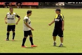 Esporte: Em busca da reabilitação, Galo joga contra o Guarani neste domingo (01) - O jogo será no Independência.