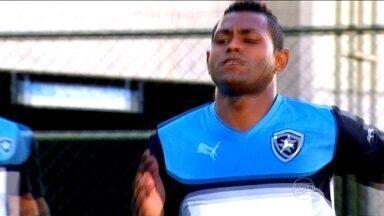 Conheça a cidade do interior do Pará de onde saiu Jobson, que vive boa fase no Botafogo - Blindado pela diretoria alvinegra, atacante está impedido de falar com a imprensa.