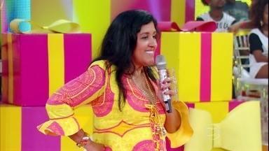 Esquenta! - programa de domingo, dia 01/03/2015, na íntegra - Regina Casé comemora seu aniversário no palco do Esquenta!