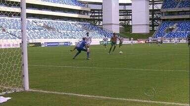 Veja os gols de Operário 3 x 1 Sinop - Atacante Pablo marcou os três do Chicote da Fronteira na Arena Pantanal
