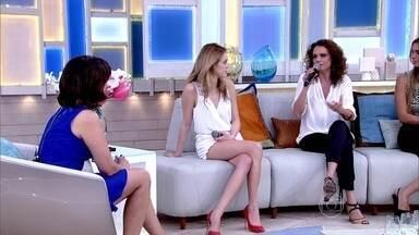 Malu Galli fala sobre a maternidade X ambição profissional - Viviane Mosé conta experiência de ter tido filho aos 40 anos