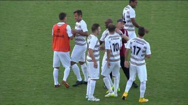 JMalucelli mantém a liderança ao vencer o Operário-PR - Vitória foi de 1 a 0 no Ecoestádio, em Curitiba