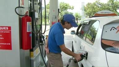 Greve dos caminhoneiros prejudica fornecimento de combustíveis a postos de Foz - Muitos postos da cidade já estão sem produto.