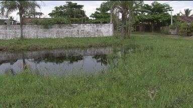 Em Itanhaém, morador reclama da falta de asfalto no bairro Balneário Gaivota - Um morador do bairro Balneário Gaivota reclamou da falta de asfalto.