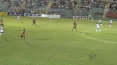 Técnico do Sertãozinho sai da equipe após derrota - Time perdeu para o Atibaia em jogo em casa.