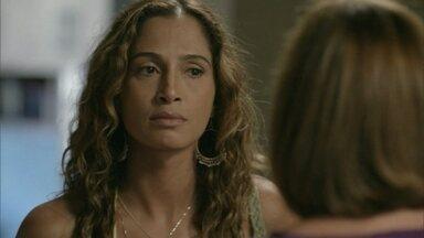 Ambição não é pecado, pelo menos para Regina - E ela quer fazer justiça!