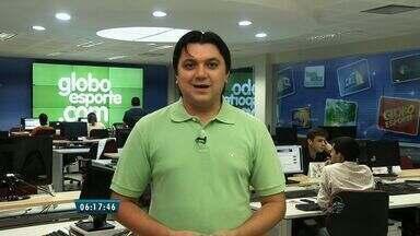 Confira os destaques do GloboEsporte.com desta terça-feira (3) - globoesporte.globo.com/ce
