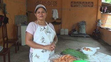 BDA mostra a vida de mulheres da Amazônia; conheça parintinense autônoma - Na semana da mulher, programa exibe serie de reportagens sobre mulheres da região amazônica.